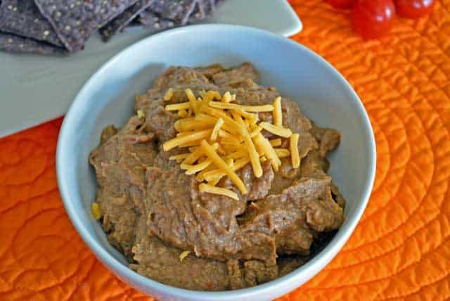 Black Bean Dip | Cinco de Mayo {Recipe}