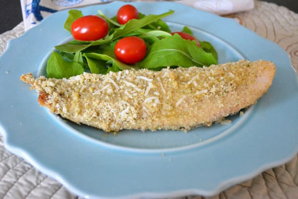 Gluten Free Herb and Garlic Crusted Tilapia – The Recipe Redux