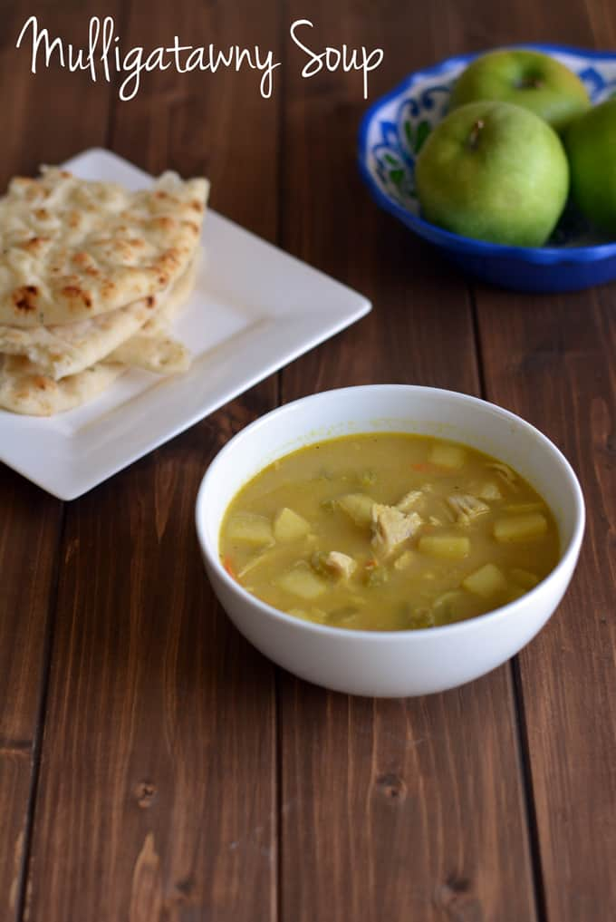 Mulligatawny Soup Recipe