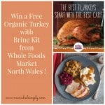 Let Whole Foods Market Reduce Your Holiday Stress {Giveaway}