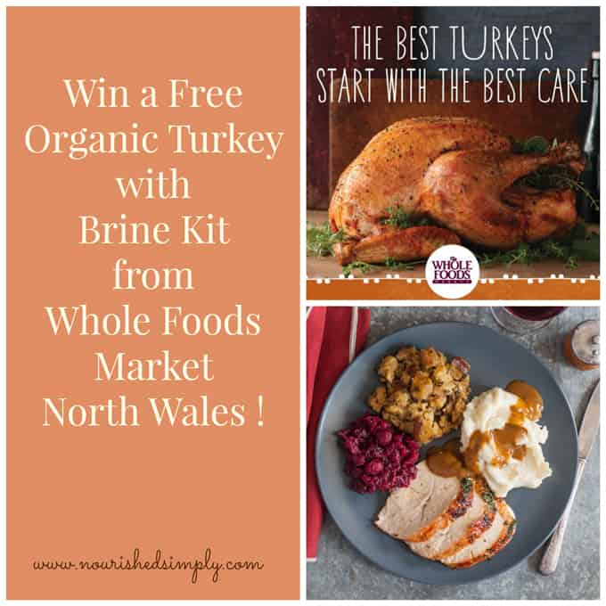 Whole Foods Market Turkey Giveaway