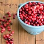 Thanksgiving Eating Strategies