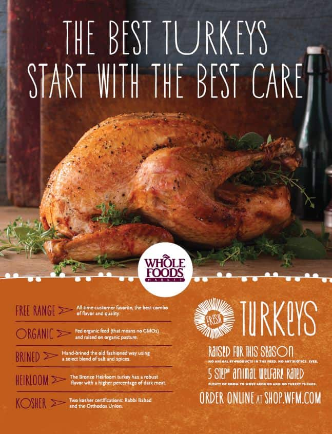 Whole Foods Turkey