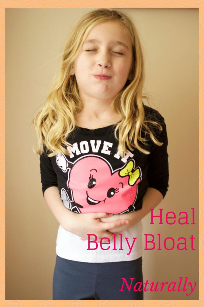 Heal Holiday Bloat