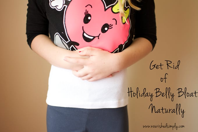 Holiday Belly Bloat