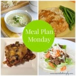 Meal Plan Monday #1