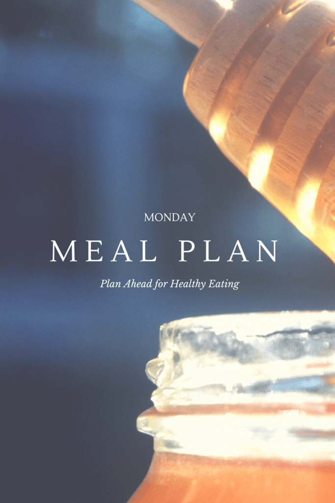 Monday Meal Plan