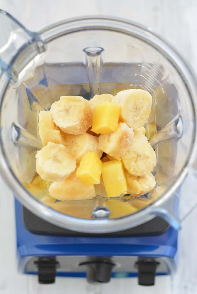 Do want a healthier alternative to ice cream? Try 100% whole fruit