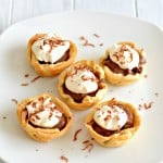 Mini Chocolate Cream Pies – Recipe Redux