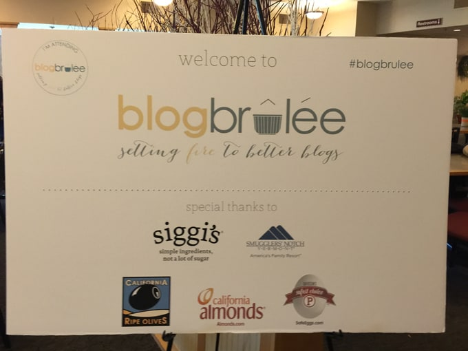Review of Blog Brulee 2015