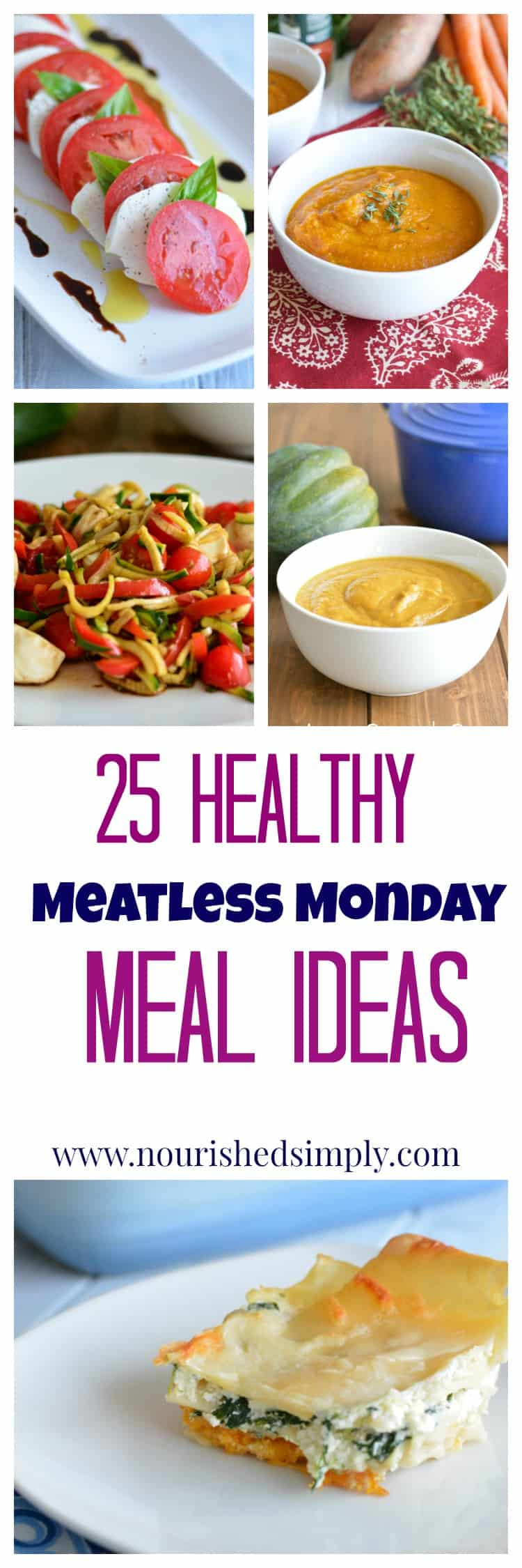 Meatless Monday Meal Ideas