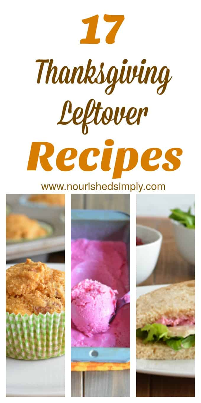 Don't let leftovers go to waste! Repurpose them into new recipes after Thanksgiving.