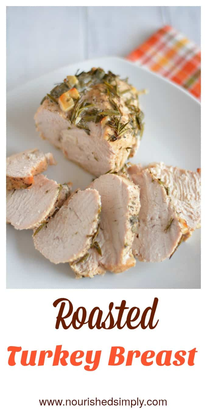 Roaster Turkey Breast is a great alternative to cooking a whole turkey this holiday season.