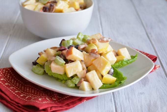 Apple Salad – Lancaster Central Market Cookbook Review