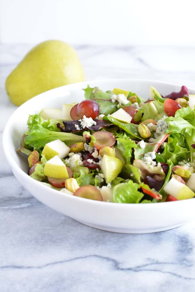 Copycat Cosi Signature Salad version.