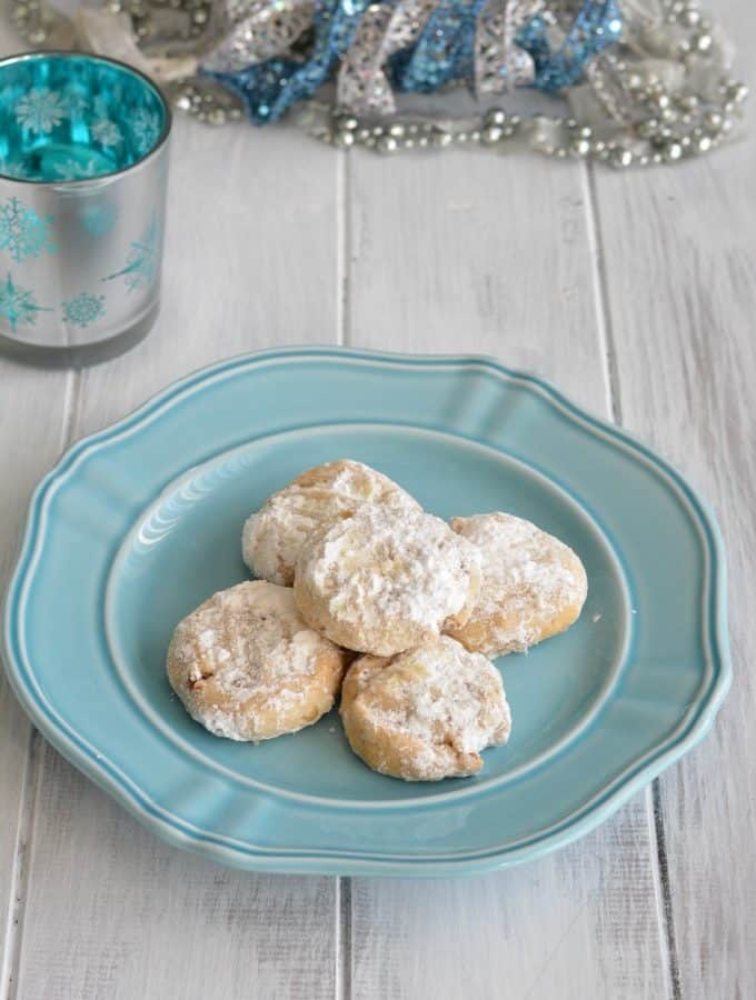 Crescent Cookie Recipe