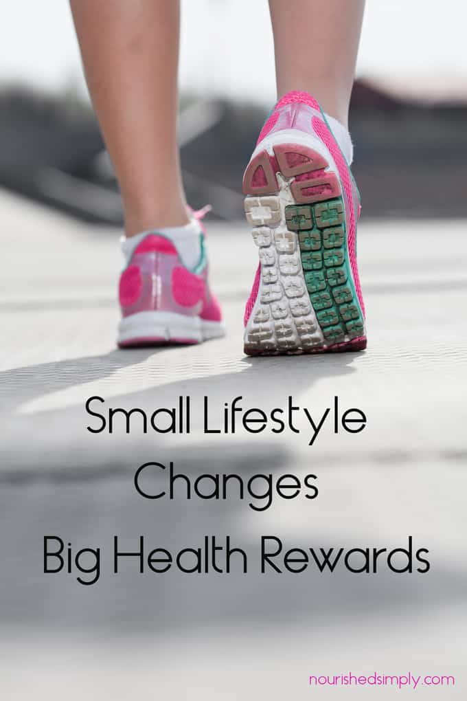 4 Lifestyle Changes that can improve your health.